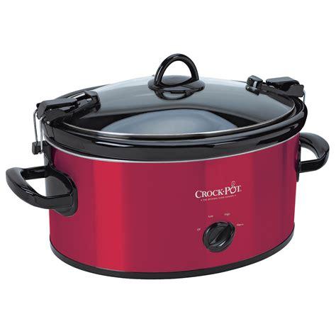 crock pot crock pot 174 cook carry manual cooker at crock pot