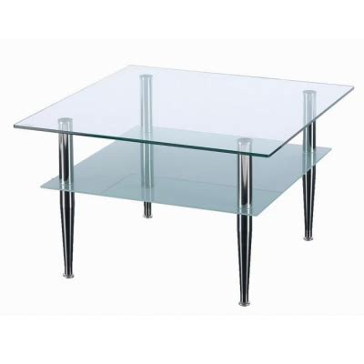 Square Glass Coffee Tables by Square Glass Coffee Table Modern