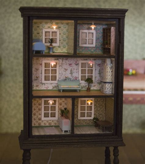 make a house a home turn an dresser into a doll house home design