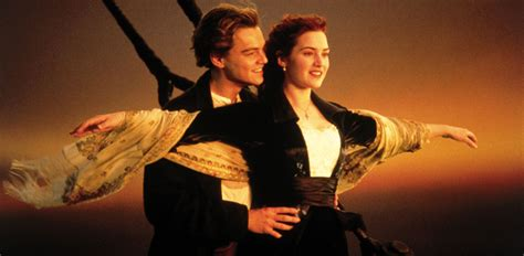film titanic leonardo di caprio leonardo dicaprio reflects on filming titanic with kate