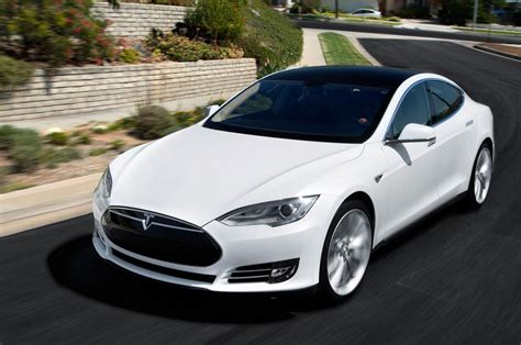 tesla model s 4wd launched car news premium luxury