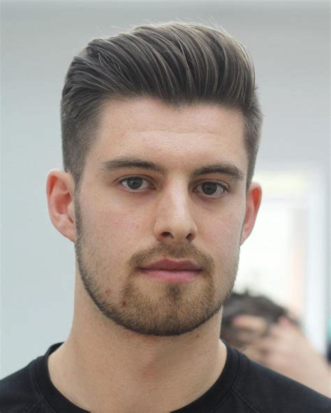 mens hairstyles for oblong faces the most flattering haircuts for men by face shape hair