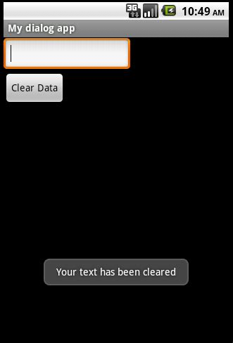 how to add edittext and icon in dialog listview android how to create alertdialog box in android