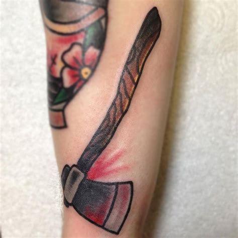 axe tattoo axe tattoos