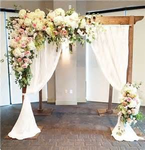 Decorating Ideas For Wedding Arches 25 Best Ideas About Wedding Arch Decorations On