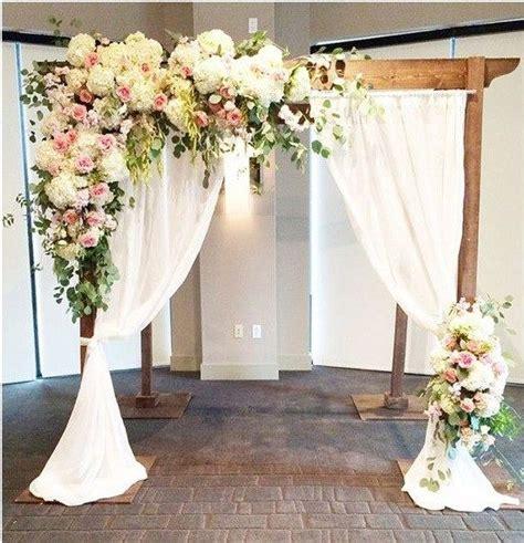 X Wedding Arch by Best 25 Wedding Arch Flowers Ideas On Flower