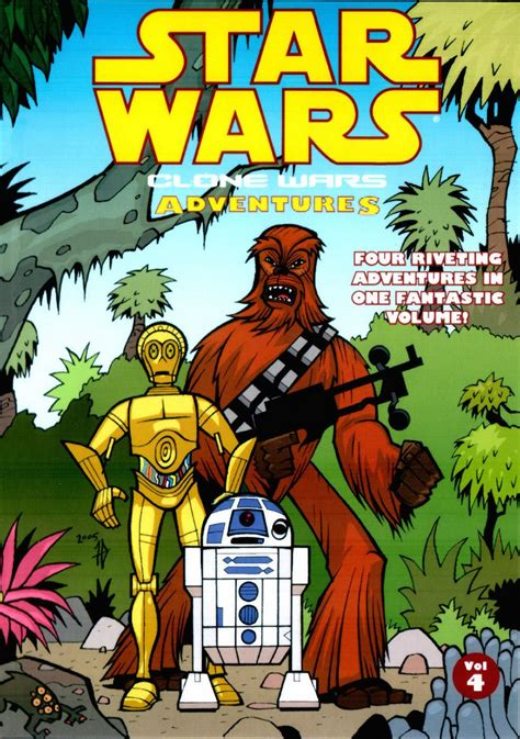 star wars vol 4 0785199845 star wars clone wars adventures volume 4 wookieepedia fandom powered by wikia