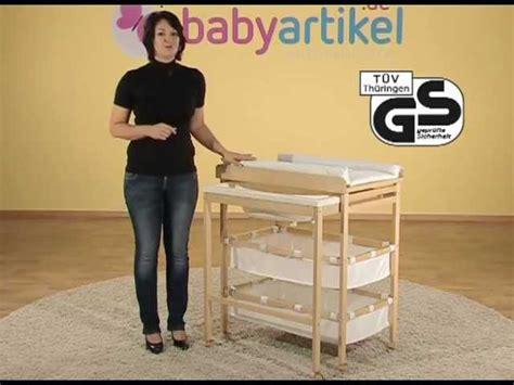 Roba Bade Wickel Kombi by Roba Bade Wickel Kombi Natur Wei 223 1251 Ab 105 54