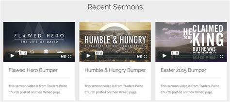 avada theme recent works shortcode 4 creative ways to engage church members using avada