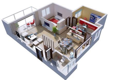 easy 3d home design free home interior design view with simple stairs 3d house
