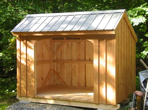 wood sheds vermont native sheds