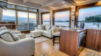 home yacht interiors design crossover yachts luxury houseboat cruising trimaran