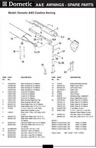 a e awning parts diagram dometic rv awning parts diagram cing r v wiring