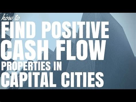 Positive Asset Search How To Find Positive Flow Properties In Capital