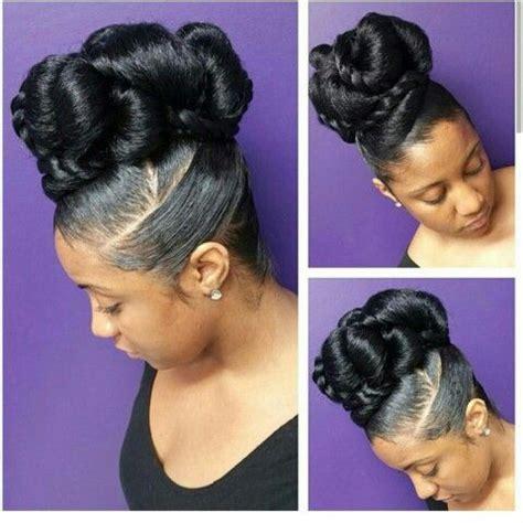 faux bun hairstyles pinterest the world s catalog of ideas