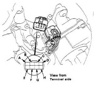 obd2a to obd1 distributor wiring diagram honda tech