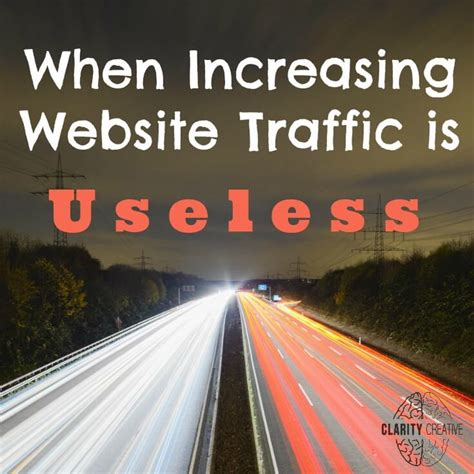 On Useless Corporate Websites by When Increasting Website Traffic Is Useless Clarity