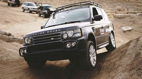 land rover sport road land rover range rover sport accessories voyager racks