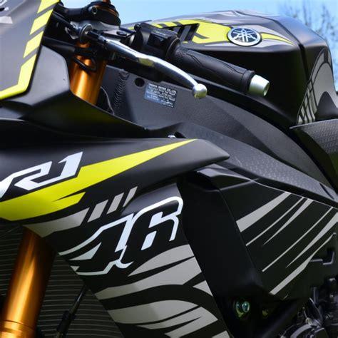 Aufkleber Rossi Motorrad by Motorradaufkleber Bikedekore Wheelskinzz Yamaha R1