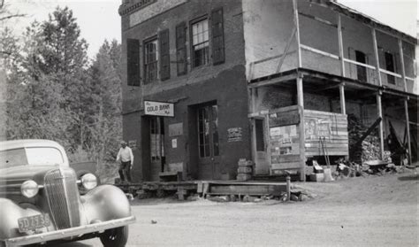 Post Office Marysville Ca by Forbestown Yuba County California Ca 1936 Named For B