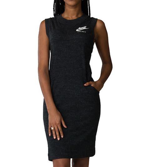 nike sportswear nsw vintage dress grey 905158
