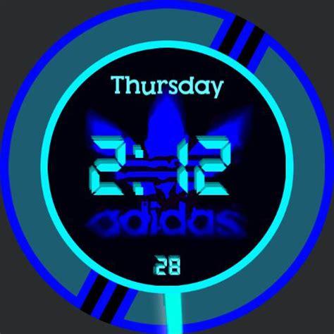 Adidas Digital adidas digital 3d watchfaces for smart watches
