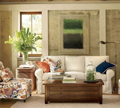vintage living room decor blend of classic and retro style in vintage living room
