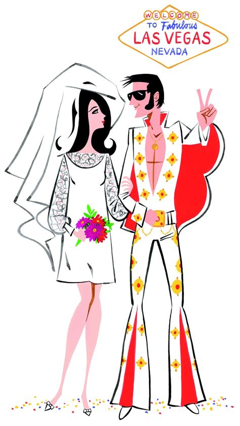 Elvis Wedding Invitations