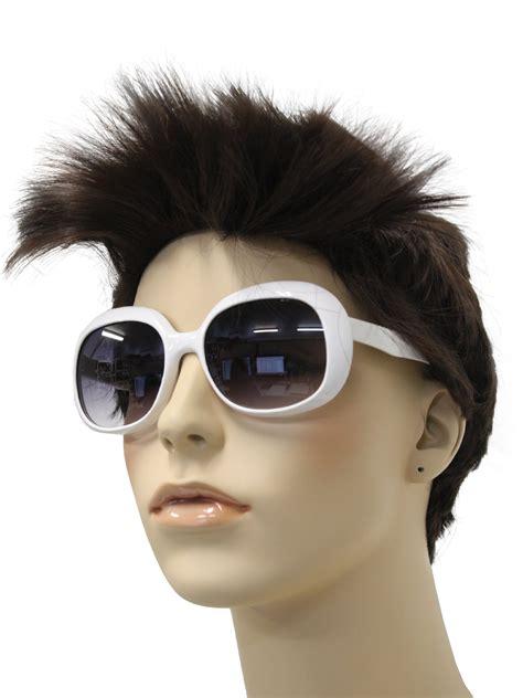 60s fashion glasses vintage 60s glasses 60s style mod white sunglasses
