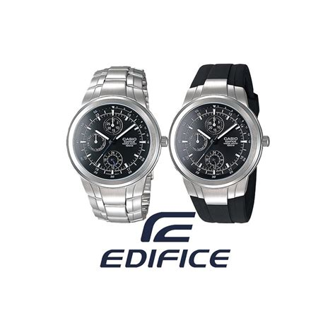 Casio Edifice Ef 305 Original reloj casio edifice multiagujas original ef305 para