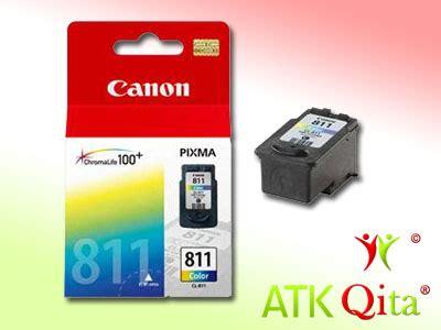 Tinta Canon 811 Tinta Printer Canon 811 Colour