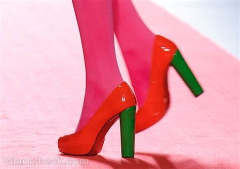 Instant Yana Pastan Simple footwear trends fall winter 2012 pumps and its forms