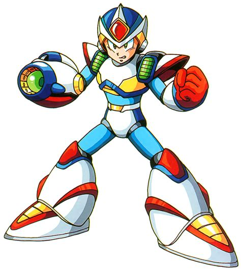 megaman starforce 3 white card template second armor mmkb fandom powered by wikia