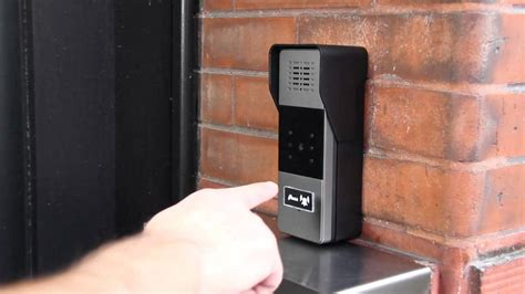 Xingtel Diy Video Doorbell Camera And Intercom System Cl Front Door Intercom