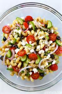 pasta salad recipes cold 6 cold pasta salads for your summer dinners our holly days