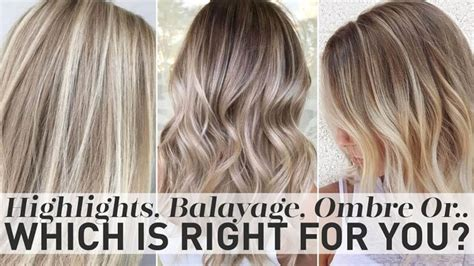 balayage hair color vs ombre balayage vs ombr 233 hair what is the difference which is