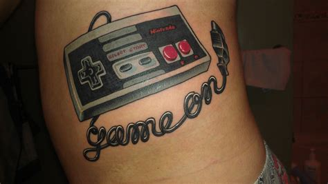 nintendo tattoo worst tattoos april fool s edition answers from