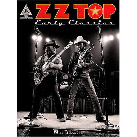 Tablature La Grange by Hal Leonard Zz Top Early Classics Guitar Tab Songbook