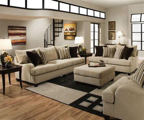 trinidad taupe living room set mealeys furniture