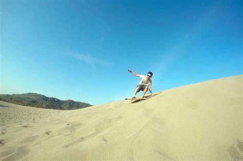spot foto keren  gumuk pasir parangkusumo jogja
