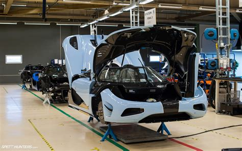 koenigsegg factory a method to the madness inside koenigsegg speedhunters