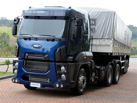Ford Cargo by Ford Cargo 2842 2013 н в