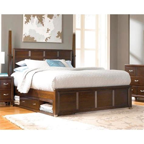 broyhill furniture lenora poster bed bedroom set queen or broyhill eastlake 2 poster single underbed storage bed in