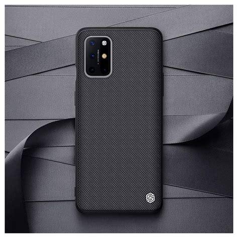 nillkin textured oneplus  hybrid case black