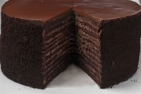 strip house 24 layer chocolate cake 24 layers of chocolate bliss at home this holiday season