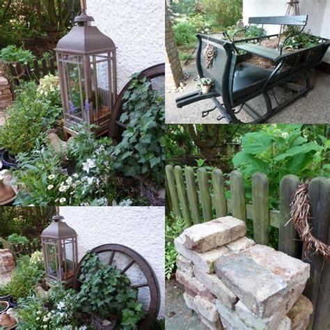 Gartendeko Wagenrad by Mein Schoner Garten Deko Siddhimind Info