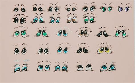 imagenes de ojos para muñecas de trapo ojos para mu 241 ecas de foami imagui