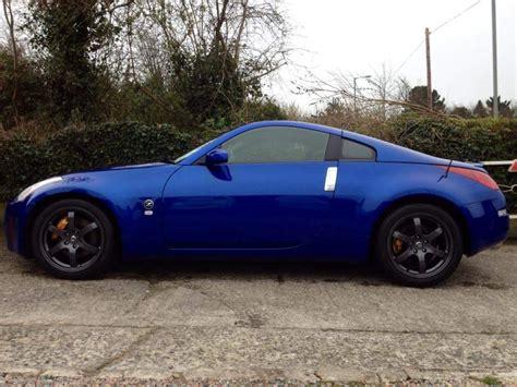 blue nissan 350z azure blue nissan 350z rms motoring forum