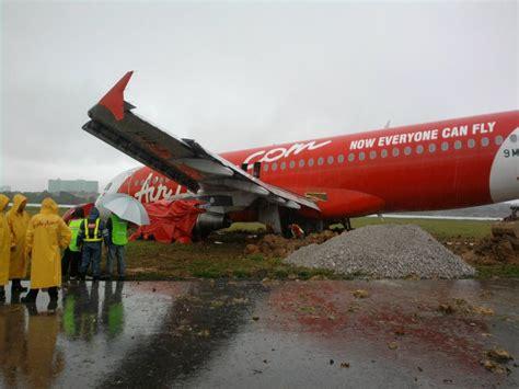 airasia accident airasia plane skids at kuching airport simple life