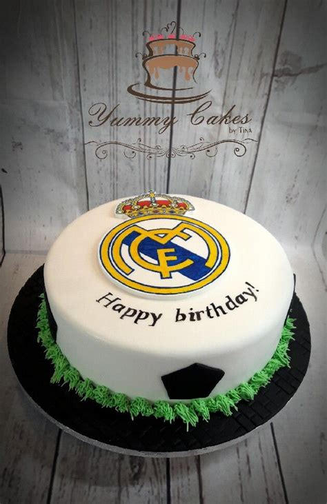 25 best ideas about real madrid cake on real